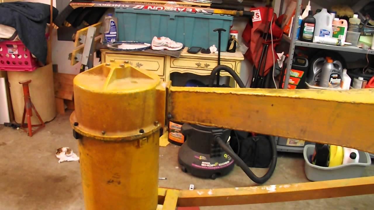 Fort Worth Bar Horn Thunderbolt 1000 First 120 Volt Chopper Run