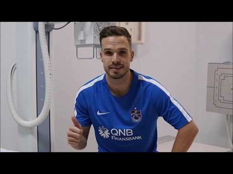 Trabzonspor, Filip Novak'ı KAP'a bildirdi