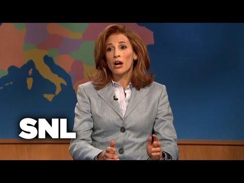 Update: Arianna Huffington - Saturday Night Live