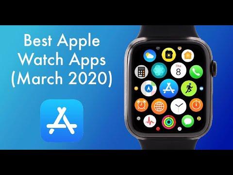 Best Apple Watch Apps - March 2020