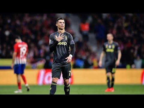 5 Times Cristiano Ronaldo Silenced Atletico Madrid Fans