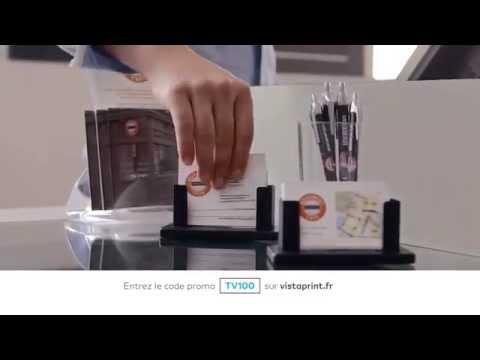 Cartes De Visite Professionnelles Sur Vistaprintfr