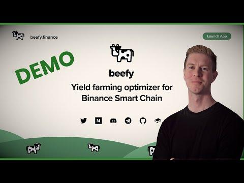 Beefy Finance Demo