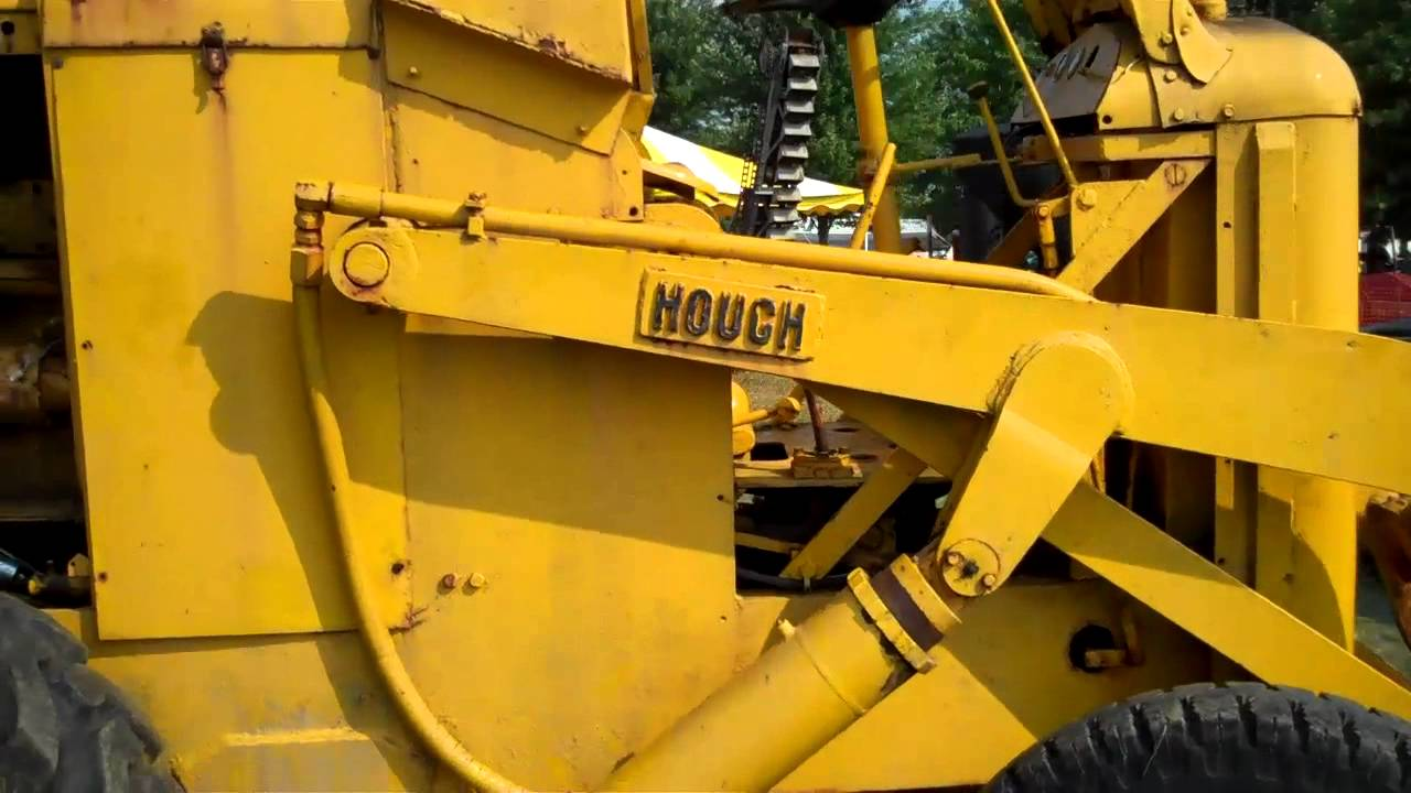 old hough loader