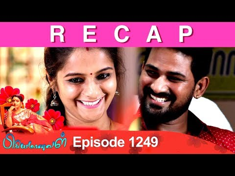RECAP : Priyamanaval Episode 1249, 22/02/19