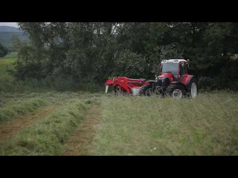 KUHN FC series 1060 TC/TL - Mower Conditiones (testimonial / In action)