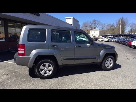 2012 Jeep Liberty Westborough, Worcester, Framingham, Acton, Fitchburg, MA S80526A