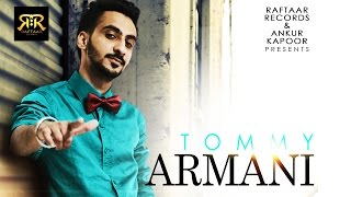 Tommy Armani || Sumeet Brar || Raftaar Records || Full Video || New Punjabi Song 2014 || Sagahits
