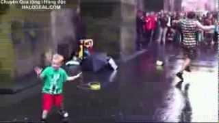 Dancer nhí - solo với vũ công đường phố !