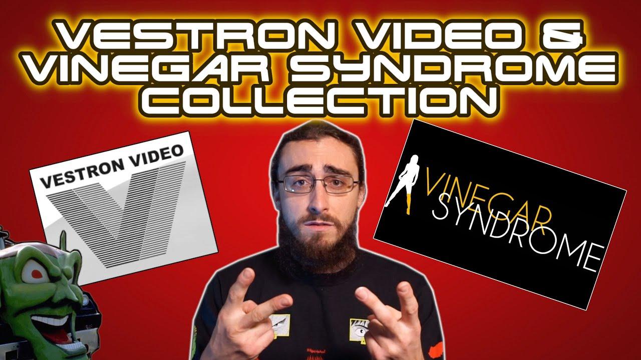 Download Vestron Video & Vinegar Syndrome Collection! TheBoredCyborg