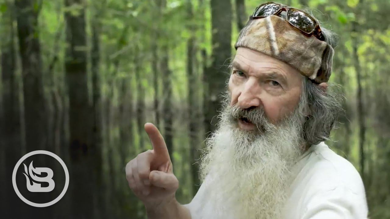 Phil Robertson: They'll Have to Kill Me to Shut Me Up About Jesus