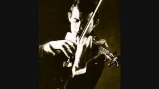 Sergei Prokofiev Violin Concerto No. 1 in D, Op. 19 I. Andantino