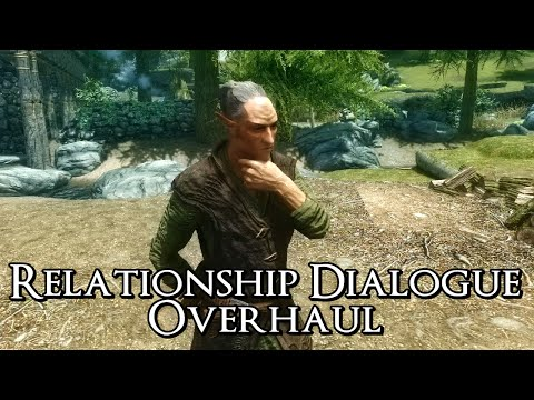 Relationship Dialogue Overhaul - Skyrim Mod Spotlight