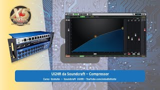#Ui24R #Soundcraft - Compressor