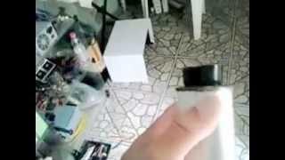 Testando  Componentes do Microondas