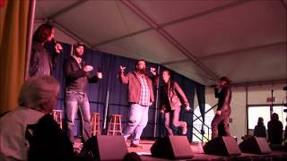 Home Free - Wagon Wheel/Song of the South - Palmer Alaska State Fair 08/29/15