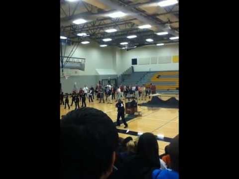 Cheyenne South High School Breaks it Down