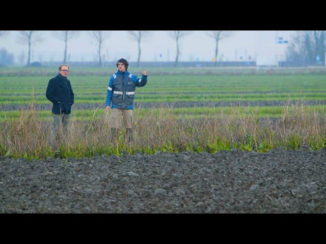 Kringlooplandbouw - Mest akkerbouw