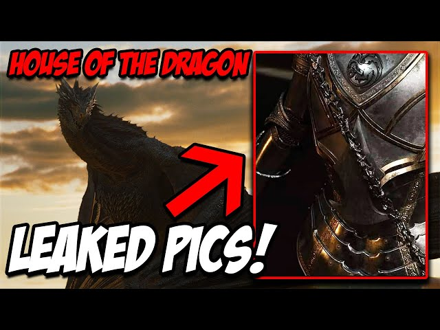 LEAKED IMAGE! HOUSE OF THE DRAGON! Daemon\'s Armor (Game Of Thrones Prequel)