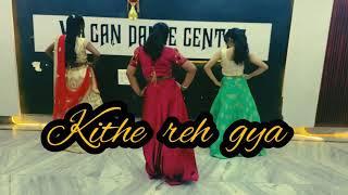 KITHE REH GAYA | NEETI MOHAN | DANCE COVER | MARRIAGE DANCE CHOREOGRAPHY | PUNEET THAKUR | BOLLYWOOD