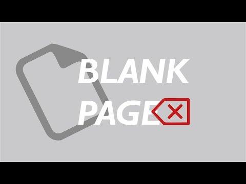 Video Cara Menghilangkan 1 Halaman Di Word