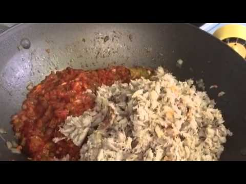 Ybor City Deviled Crab