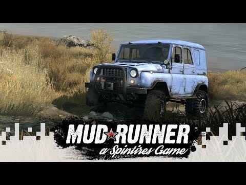 Streaming! - SPINTIRES: MUDRUNNER (Multiplayer Gameplay) - EP15