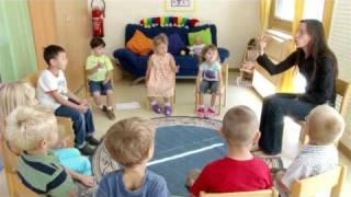 Einblicke in den Kindergarten