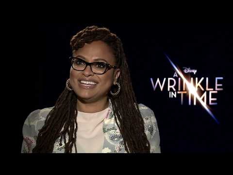 Ava DuVernay and Storm Reid Interview for A Wrinkle in Time