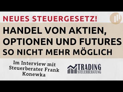 grundlagen zum handel mit aktien futures