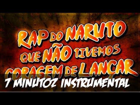Instrumental - Rap do Naruto Que Não Tivemos Coragem De Lançar | (7 Minutoz) Álbum 1/5