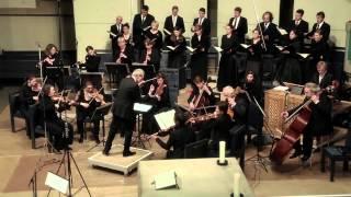 "J.S. Bach, Kantate BWV 123: Nr. 1 Coro ""Liebster Immanuel, Herzog der Frommen"" | Kay Johannsen"
