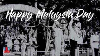 Happy Malaysia Day 2018