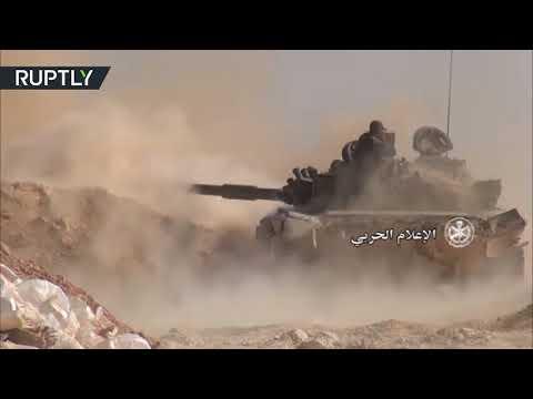Сирийская армия ведёт