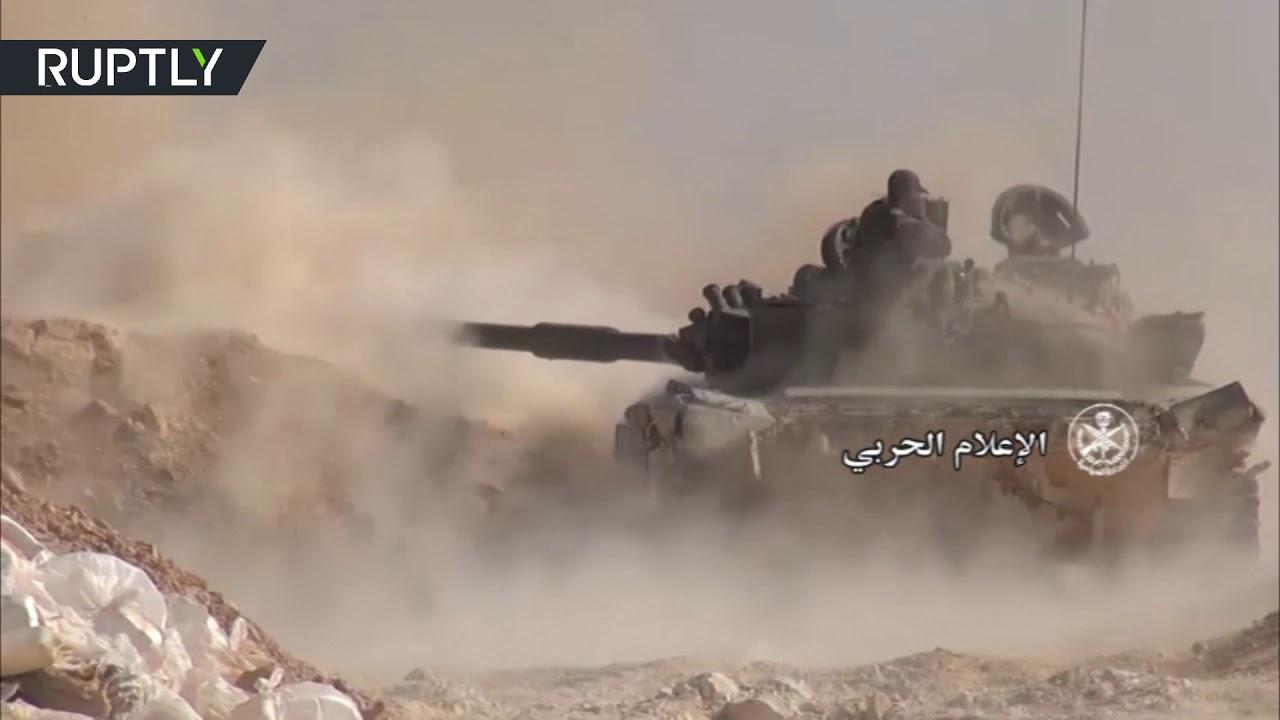 Сирийская армия ведёт бои с террористами близ блокированного Дейр эз-Зора