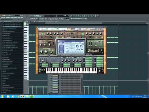 Sylenth1 Tutorial Electro/House Leads [By K-391]