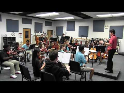 Burst - Jewett School of the Arts Orchestra