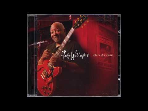 Jody Williams - 2001 - Return Of A Legend