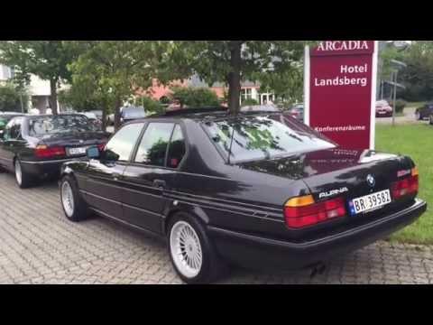 BMW ALPINA  50 Years - Anniversary - Buchloe 2015