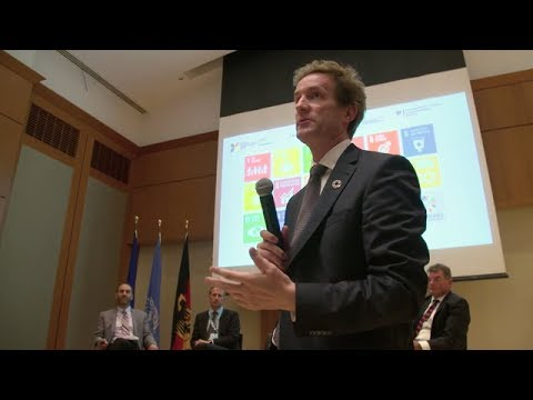 Sustainable Development Goals - SDG Index 2017 launch event in New York