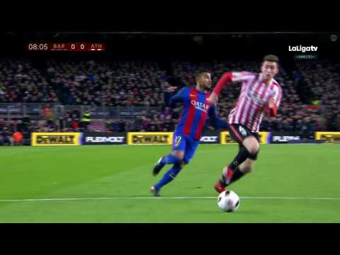 Barcelona - Athletic Club / Барселона - Атлетик 11.01.2017 Spain Copa del Rey 1st time