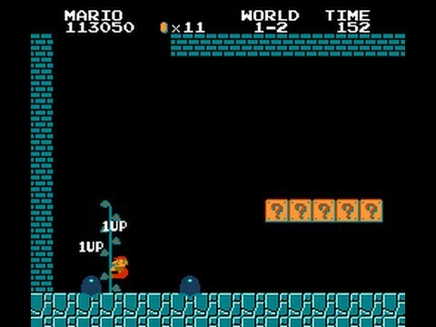 New Super Mario Bros  99 Lives Glitch Discovered After 30