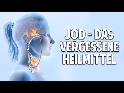 Jod: Wiederentdeckung eines vergessenen Heilmittels - Das musst Du unbedingt über Jodmangel wissen