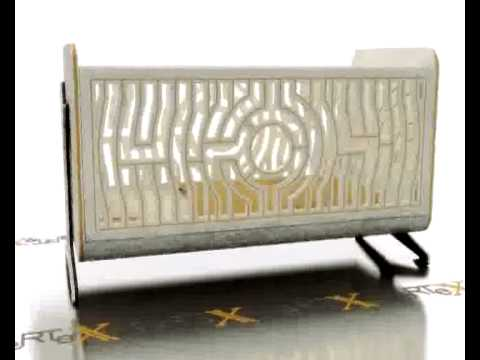 FURNITURE BABY BED&DESK.flv