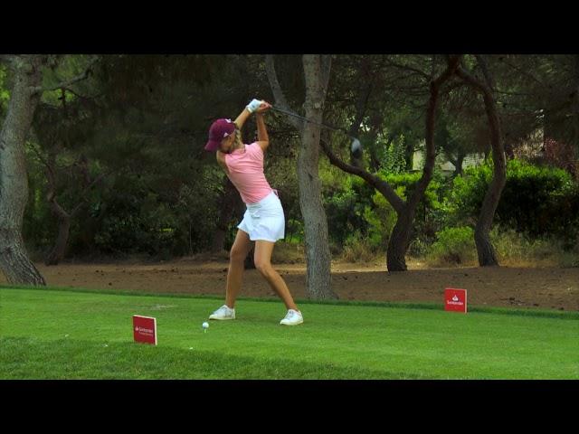 Teaser 1ª jornada Santander Golf Tour LETAS Valencia