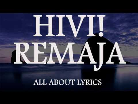 Hivi! - Remaja (LIRIK/LIRIK VIDEO)