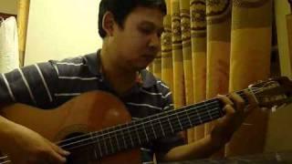Mưa bão trong lòng - Lê Hùng Phong - Guitar Solo
