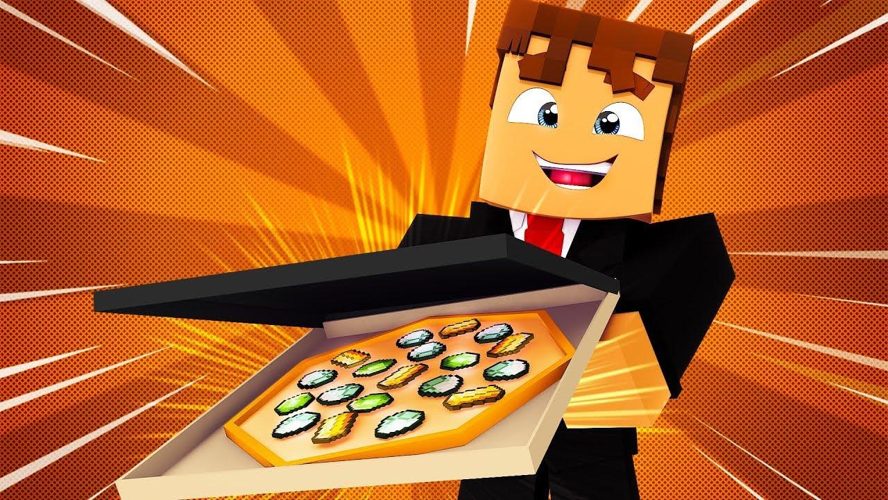 скины для майнкрафт пицца #11