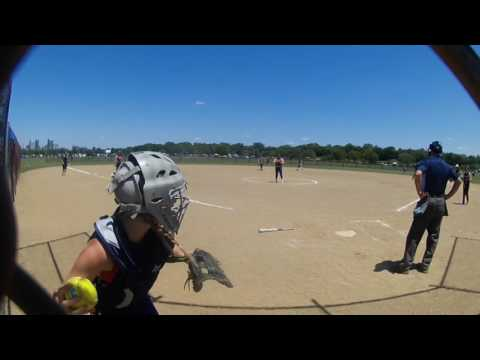 LADY LOOKOUTS 03 WIN OVER HEART OF OHIO 11 TO 6 060217 FULL
