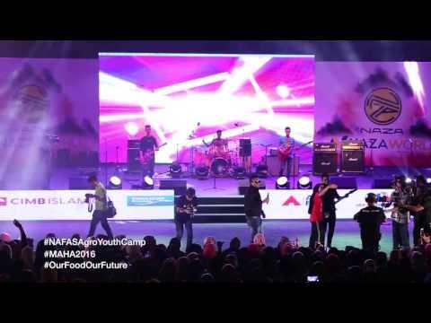 Projector Band Sambutlah Kasih LIVE MAHA 2016